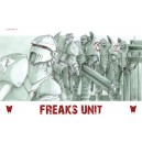 Carte postale - Freaks Unit